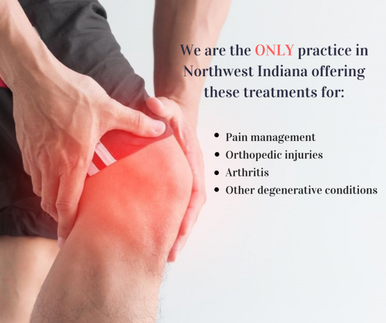 PRP Stem Cell Therapy in Indiana